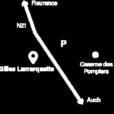 carte Gilles Lamarquette